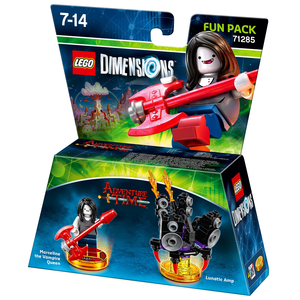 Videogioco LEGO Dimensions Fun Pack Adventure Time. Marceline PlayStation4