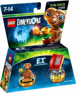 Videogioco LEGO Dimensions Fun Pack E.T. PlayStation4