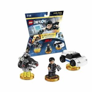 Videogioco LEGO Dimensions Level Pack Mission Impossible PlayStation4