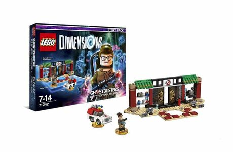 Videogioco LEGO Dimensions Story Pack Ghostbusters PlayStation4
