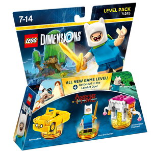 Videogioco LEGO Dimensions Level Pack Adventure Time PlayStation4