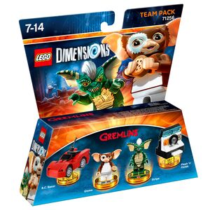 Videogioco LEGO Dimensions Team Pack Gremlins PlayStation4