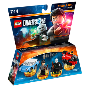 Videogioco LEGO Dimensions Team Pack Harry Potter PlayStation4