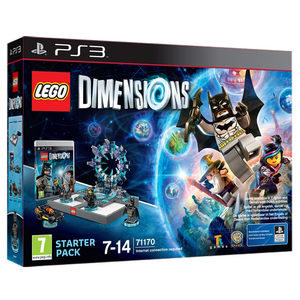 Videogioco LEGO Dimensions Starter Pack - PS3 PlayStation3 0