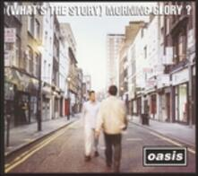 What's the Story Morning Glory? (Remastered Edition) - CD Audio di Oasis