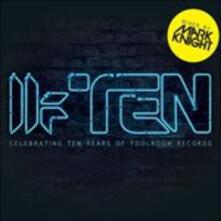 Toolroom Ten - CD Audio