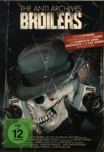 Broilers. The Anti Archives (2 DVD)<span>.</span> Limited Edition - DVD