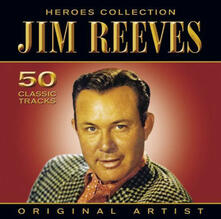 Heroes Collection - CD Audio di Jim Reeves