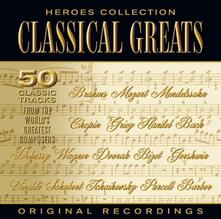 Heroes. Classical Greats - CD Audio