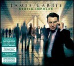 CD Static Impulse James LaBrie