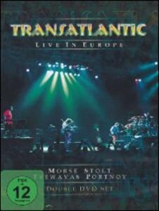 Transatlantic. Whirld Tour 2010 (2 DVD) - DVD