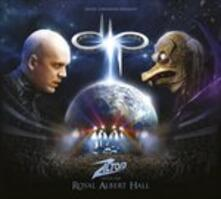 Devin Townsend presents Ziltoid Live at the Royal Albert Hall (Box Set) - CD Audio + DVD di Devin Townsend (Project)