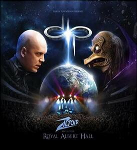 Devin Townsend (Project). Devin Townsend presents Ziltoid Live at the Royal - Blu-ray
