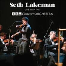 Live with the BBC Concert Orchestra - Vinile 10'' di BBC Concert Orchestra,Seth Lakeman