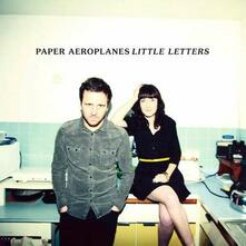 Little Letters - CD Audio di Paper Aeroplanes