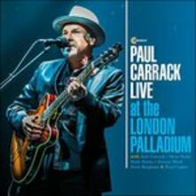 Live at the London Palladium - CD Audio di Paul Carrack