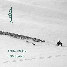 Homeland - CD Audio di Anda Union
