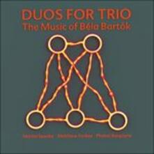 Duos for Trio - CD Audio di Martin Speake