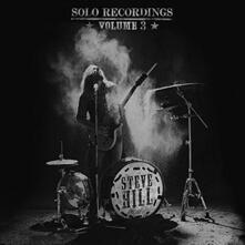Solo Recordings Vol 3 - CD Audio di Steve Hill