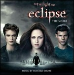 Cover CD The Twilight Saga - Eclipse