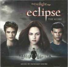 The Twilight Saga. Eclipse (Colonna Sonora) (The Score) - CD Audio di Howard Shore
