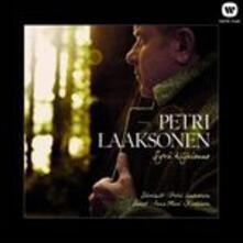Syva Hiljaisuus - CD Audio di Petri Laaksonen