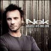 CD Greatest Hits 1992-2010. E da qui Nek