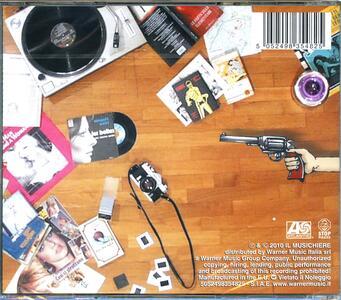 Sussidiario illustrato della giovinezza - CD Audio di Baustelle - 2