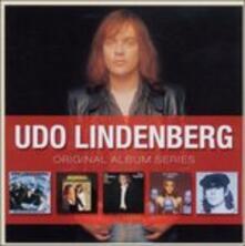 Original Album Series - CD Audio di Udo Lindenberg