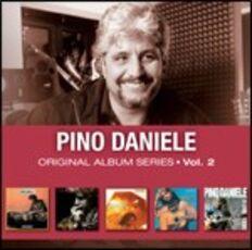 CD Original Album Series vol.2 Pino Daniele