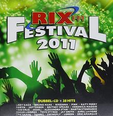 Rix Fm Festival 2011 - CD Audio