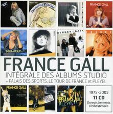 Integrale Albums Studio (Box Set) - CD Audio di France Gall