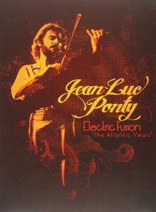 Electric Fusion - CD Audio di Jean-Luc Ponty