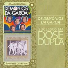 Dose Dupla 2 - CD Audio di Demonios da Garoa