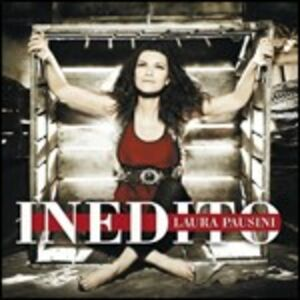 Foto Cover di Inedito, CD di Laura Pausini, prodotto da Atlantic