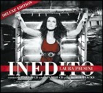 Foto Cover di Inedito, CD di Laura Pausini, prodotto da Wea