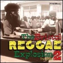 Bristol Reggae Explosion vol.2. The 80's - CD Audio
