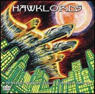 Hawklords. The Barney Bubbles Memorial Benefit Concert - DVD