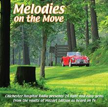 Melodies on the Move - CD Audio