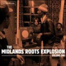 The Midland Roots Explosion vol.1 - CD Audio