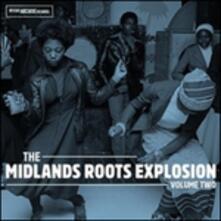 Midlands Roots Explosion vol.2 - CD Audio