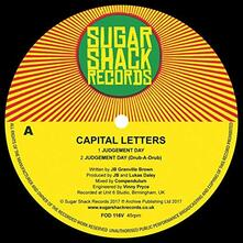 Judgement Day - CD Audio di Capital Letters