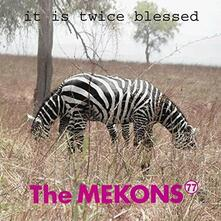 It Is Twice Blessed - CD Audio di Mekons 77