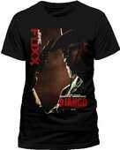 Idee regalo T-Shirt uomo Django Unchained. Jamie Foxx CID