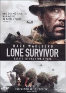 Lone Survivor di Peter Berg - DVD