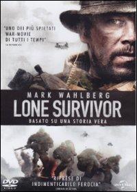 Cover Dvd Lone Survivor (DVD)