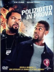 Poliziotto in prova di Tim Story - DVD