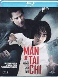 Cover Dvd Man of Tai Chi (Blu-ray)