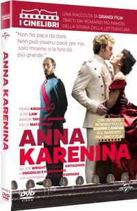 Cover Dvd Anna Karenina (DVD)