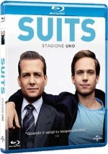 Suits. Stagione 1 (3 Blu-ray) - Blu-ray
